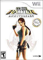 Tomb Raider Anniversary box art