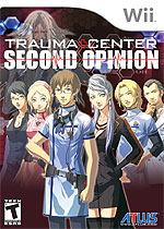 Trauma Center: Second Opinion box art