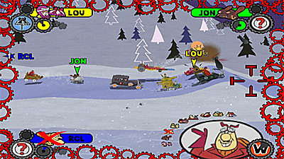 Wacky Races: Crash & Dash screenshot