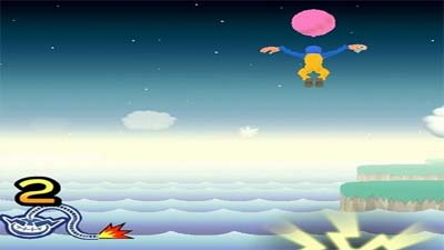 Wario Ware: Smooth Moves screenshot