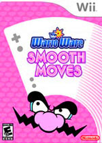 Wario Ware: Smooth Moves box art