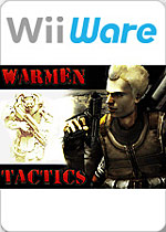 WarMen Tactics box art