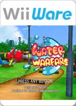 Water Warfare box art