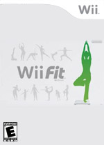 Wii Fit box art