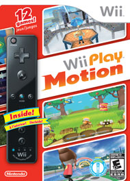 Wii Play: Motion Box Art