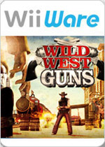 Wild West Guns box art