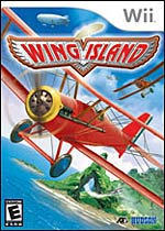 Wing Island box art