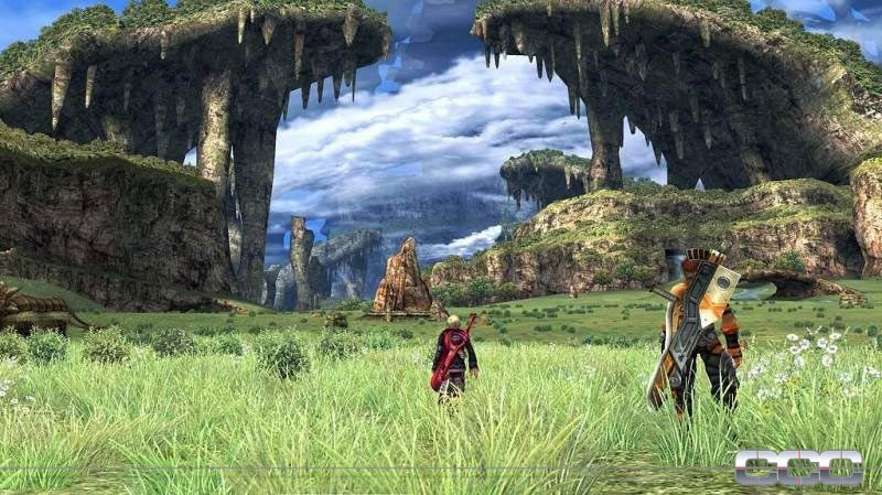 Xenoblade Chronicles image