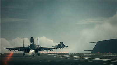 Ace Combat 6: Fires of Liberation screenshot