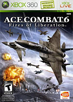 Ace Combat 6: Fires of Liberation box art