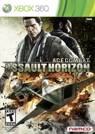 Ace Combat: Assault Horizon Box Art