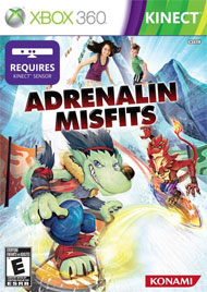 Adrenaline Misfits box art