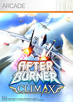 After Burner Climax box art