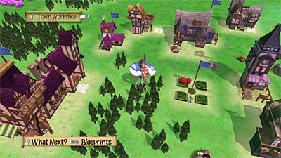 A Kingdom for Keflings screenshot