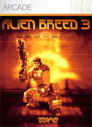 Alien Breed 3: Descent Box Art