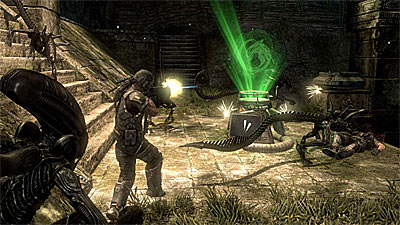 Aliens vs. Predator screenshot