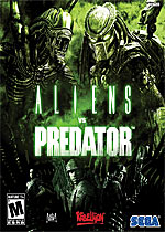 Aliens vs. Predator box art