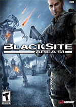 Blacksite: Area 51 box art