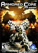 Armored Core: For Answer box art