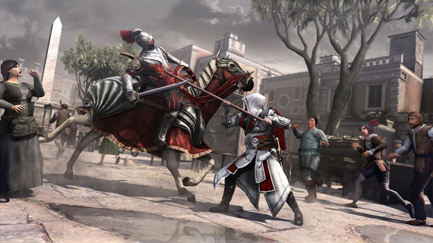 Assassin's Creed: Brotherhood screenshot