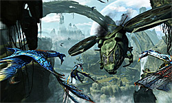 James Cameron&#146s Avatar: The Game screenshot