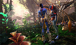 James Cameron's Avatar: The Game screenshot