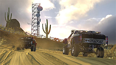 Baja: Edge of Control screenshot