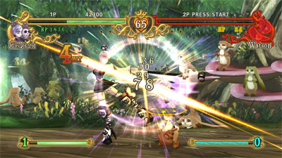 Battle Fantasia screenshot