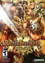 Battle Fantasia box art