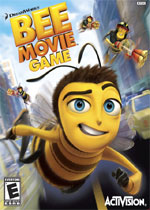 Bee Movie Game box art
