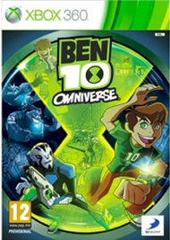 Ben 10 Omniverse: The Video Game Box Art