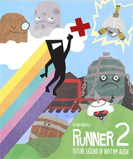 BIT.TRIP Presents... Runner2: Future Legend of Rhythm Alien Box Art