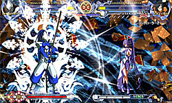 BlazBlue: Calamity Trigger screenshot