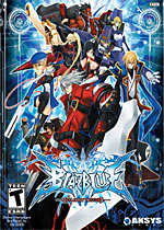 BlazBlue: Calamity Trigger box art