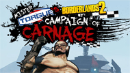 Borderlands 2: Mister Torgue's Campaign of Carnage Box Art