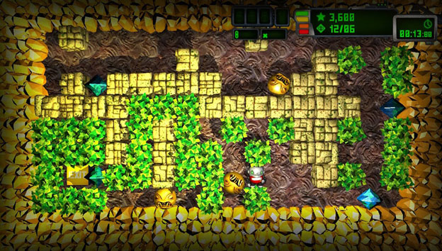 Boulder Dash-XL Screenshot