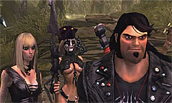 Brutal Legend screenshot