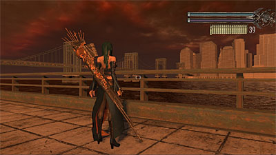 Bullet Witch screenshot
