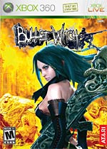 Bullet Witch box art