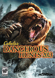Cabela's Dangerous Hunts 2013 Box Art