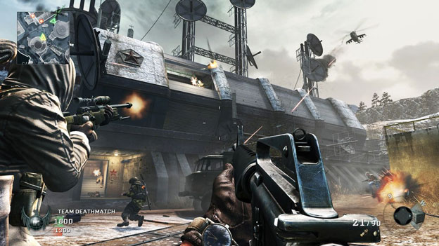 Call of Duty: Black Ops - Annihilation Screenshot