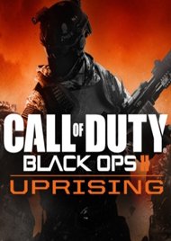Call of Duty: Black Ops 2 - Uprising Box Art