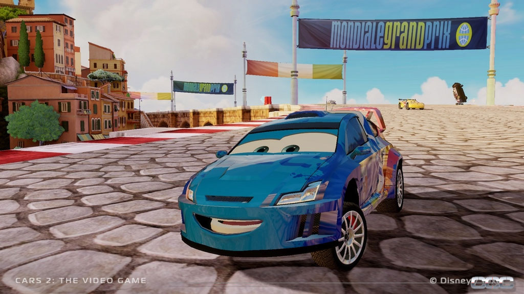 Cars 2 The Game Review - IGN