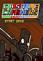 Castle Crashers box art