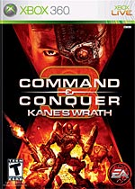 Command & Conquer 3: Kane's Wrath box art