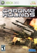 Chromehounds box art