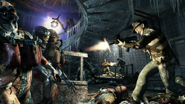 Call of Duty: Black Ops Escalation Map Pack Screenshot
