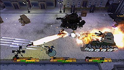 Wolf of the Battlefield: Commando 3 screenshot