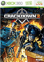Crackdown 2 box art