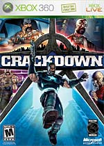 Crackdown box art